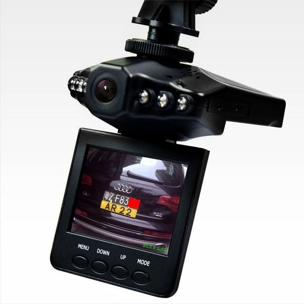 2.5 Inch Night Vision Full HD 1080P Car Dash DVR Camera Vehicle Video Recorder Cam For All Model Of Vehicle Toyota Honda Nissan Petrol Range Rover And More ‫(awd)