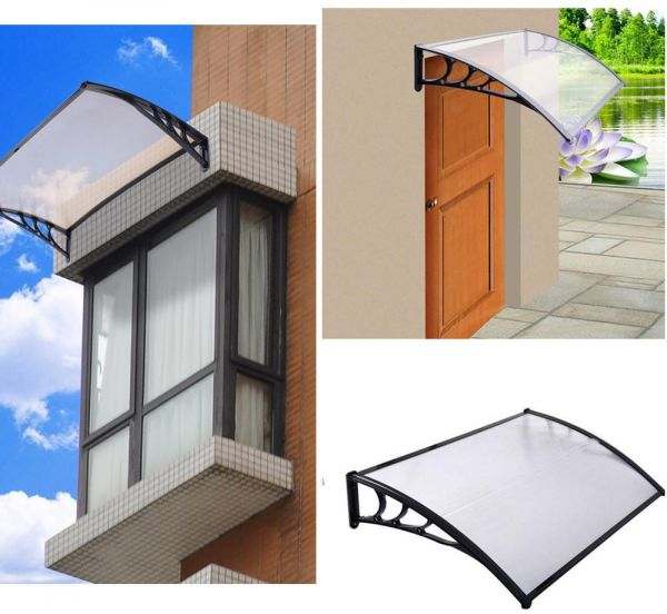 This item is currently out of stock & Door Porch Canopy Awning Shelter For Sun Rain Shade Cover | Souq - UAE