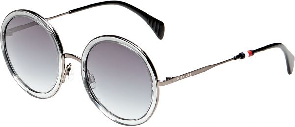 91ba66267f Tommy Hilfiger Round Women s Sunglasses - TH 1474 S-EDM539O - 53-23-140mm