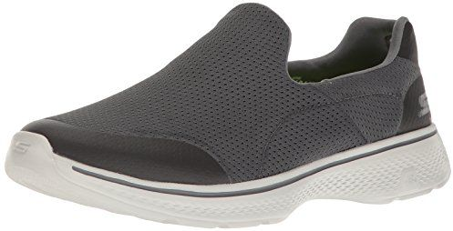 Skechers Slip On Shoes for Men - Charcoal