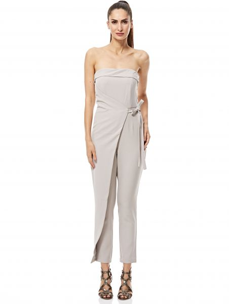 293b8b0b5277 Lavish Alice Jumpsuit For Women - Grey