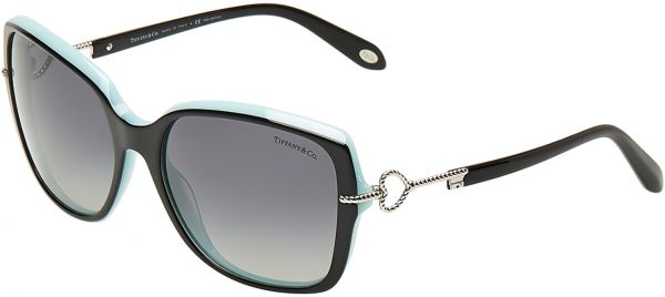9c693258b66 Tiffany   Co. Square Women s Sunglasses - STIF 4101 8055 T3 - 58-17 ...