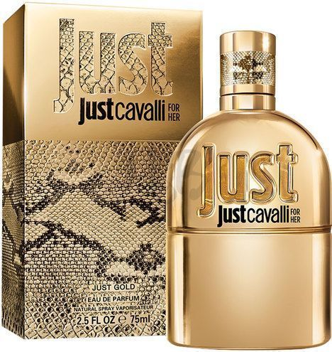 1384da7bab803 Just Cavalli Gold by Roberto Cavalli for Women - Eau de Parfum