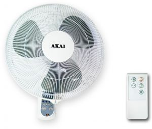purchase cheap f5ca0 8ad46 Akai Wall Fan with Remote Control - FMA-402W