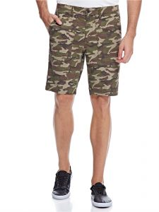 3867b173033 Timberland Olive Green Bermuda Short For Men