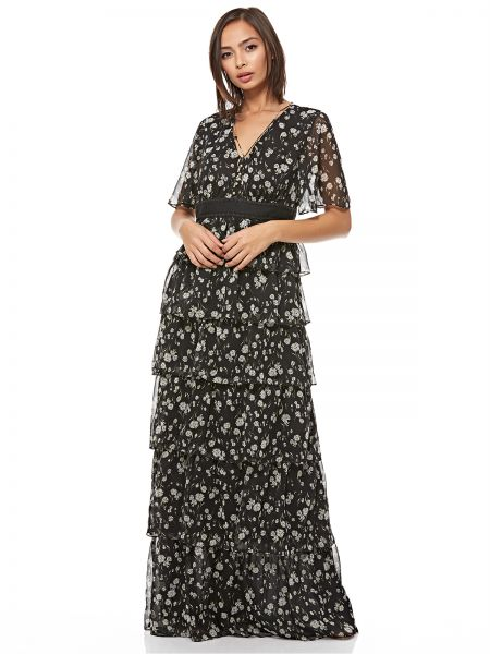 Buy Juicy Couture Layered Dress For Women - Black - Dresses | UAE | Souq