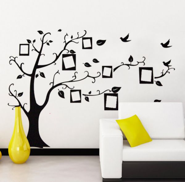 Souq Wall Stickers Home Decor Family Picture Photo Frame Tree Wall Art