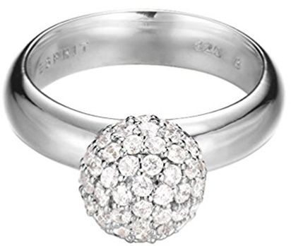 Esprit Women's 925 Sterling Silver Fashion Ring - 17.83 mm