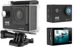 SJ4000 H9 4K Ultra HD 1080P WiFi Action Camera Camcorder Sports DV Video Recorder 30M Waterproof [duplus]