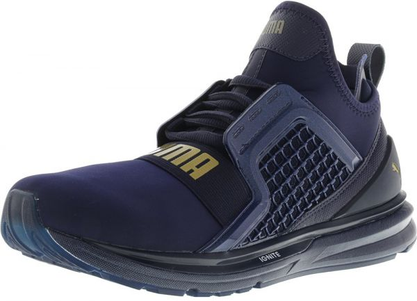 Puma Ignite Limitless Basketball Shoes for Women - Blue  06eee3ea7