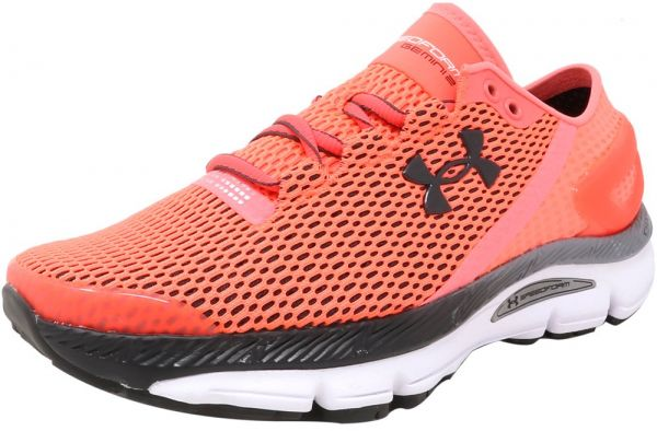 size 40 4a63d 7cbda Under Armour Speedform Gemini 2.1 Running Shoes for Women ...