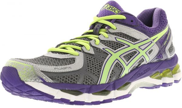 1fa886919957 Asics Gel-Kayano 21 Running Shoes for Women - Charcoal