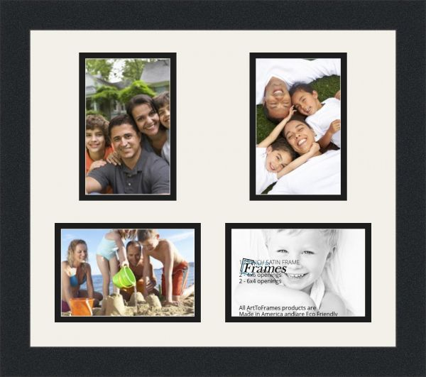 Souq | ArtToFrames Alphabet Photography Picture Frame with 4 - 8x10 ...