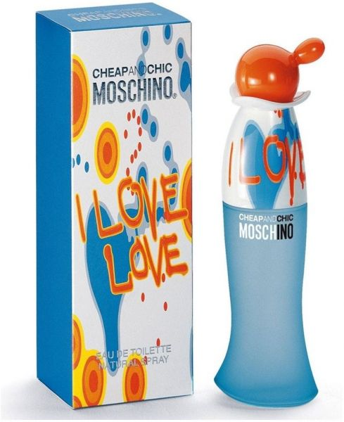 04dd5e42445ff Cheap   Chic I Love Love by Moschino for Women - Eau de Toilette ...