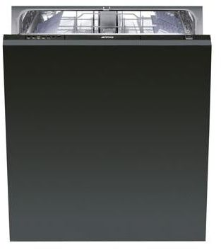 Smeg 60CM Fully Integrated Builtin Dishwasher 5 Washing Programs & 12 Pace Settings ST512