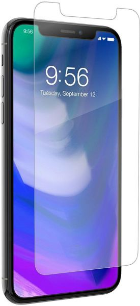 Ultra-Thin Clear Tempered Glass Screen Protector For iPhone X