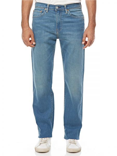 9cfed1412 Levi s Straight Jeans For Men - Blue