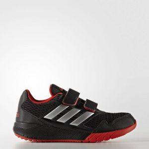 more photos fcc60 3004b Adidas Altarun Running Shoes For Boys - Black   Red