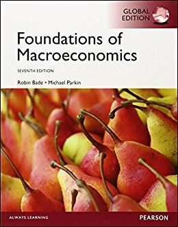Foundations Of Macroeconomics Global Edition