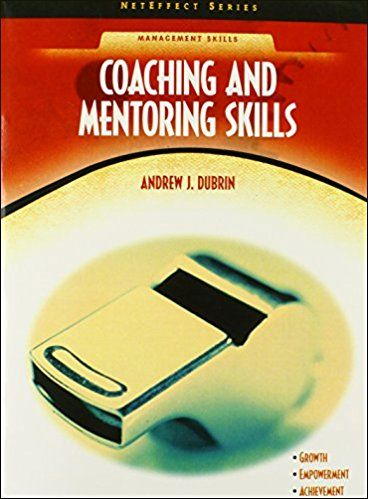 Coaching And Mentoring Skills Pb.