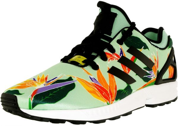 649a94a0f adidas Zx Flux Nps Running Shoes for Men - Multi Color