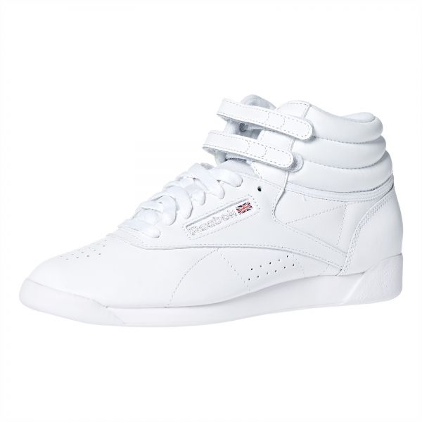 a825b87aa61f6 Reebok Classic Freestyle Hi Sneaker For Women