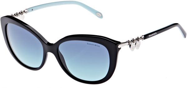 3c221b1fb10 Tiffany   Co Butterfly Women s Sunglasses - TF4130- 80019S- 56 - 56 - 16 -  140 mm