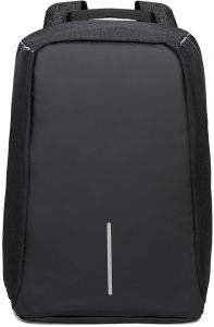 c47fee3101e2 15.6 Inch Anti Theft Laptop Backpack with USB Charging Port-Black