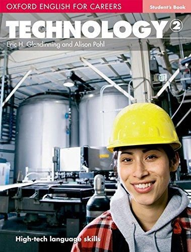 Oxford English for Careers - Technology 2: Student's Book | Souq - Egypt