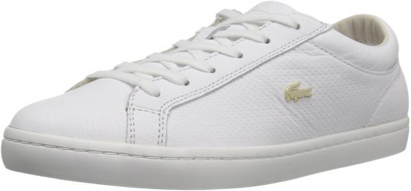 52be20bbaf3 Lacoste Women s Straightset 316 1 Caw Fashion Sneaker