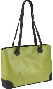 287a4fcc01e8 Piel Leather Ladies Computer Tote