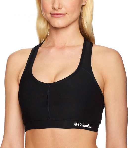 e4b2d12325 Columbia Women s Tech Racer Back Bra with Supportive Straps