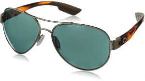 6ac82124f9 Costa del Mar South Point Polarized Aviator Sunglasses