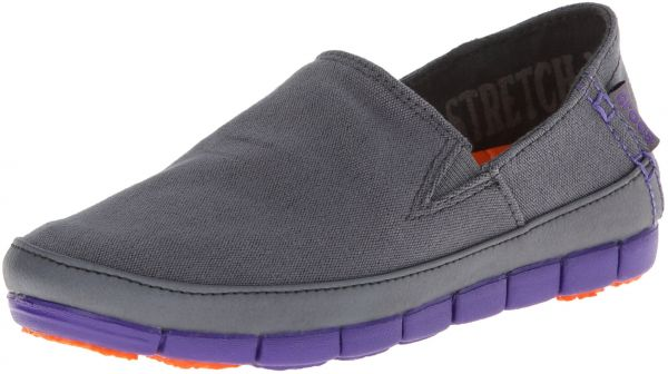 2d073e51451c5 crocs Women s Stretch Sole Slip-On Loafer