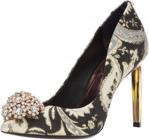 a7a420013 Ted Baker Women s Peetch Text AF Pump