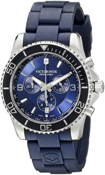 victorinox chronograph watches swiss watch airboss inox automatic army s men victor