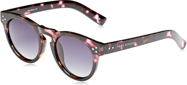 693ff8cbb36 Prive Revaux The Warhol Women s Polarized Purple Tortoise Sunglasses -  AC10697-V140-G4