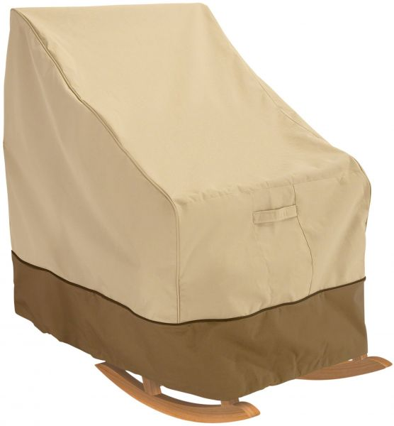 Water resistant chair covers
