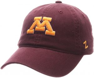 on sale 9e8a3 ca2ce NCAA Minnesota Golden Gophers Men s Scholarship Relaxed Hat, Adjustable  Size, Team Color