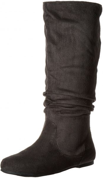 7ab19d25eed4 Brinley Co Women s Brinley-02 Slouch Boot