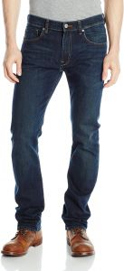 70635053 LEE Men's Modern Series Slim Fit Straight Leg Jean, Eagle Eye, 32W x 32L