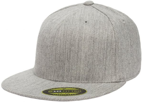 756f3f97819a6 Flexfit Yupoong Men s 210 Fitted Flat Bill Cap