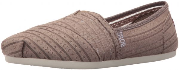 1c97250b3560 Skechers BOBS from Women s Plush-Urban Rose Flat