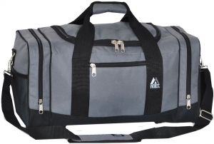 80cc921f2f Everest Sporty Crossover Duffel Bag