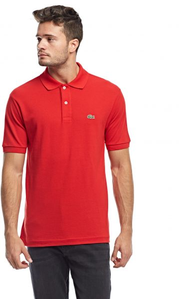 99f0d55d Lacoste Polo for Men - Red