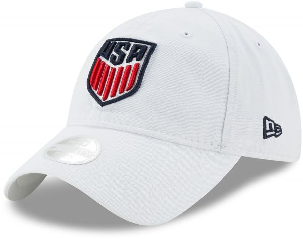 New Era World Cup Soccer United States Women s White Preferred Pick 9TWENTY  Cap c9f15213d9f