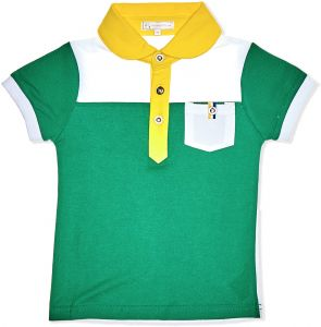 405d670d1 Memory-In Multi Color Shirt Neck Polo For Boys