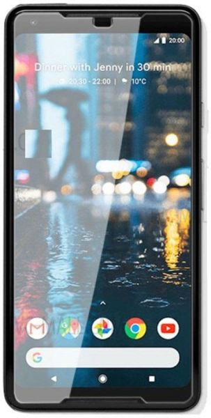 049fc21023d Google Pixel 2 Tempered Glass HD Screen Protector By muzz