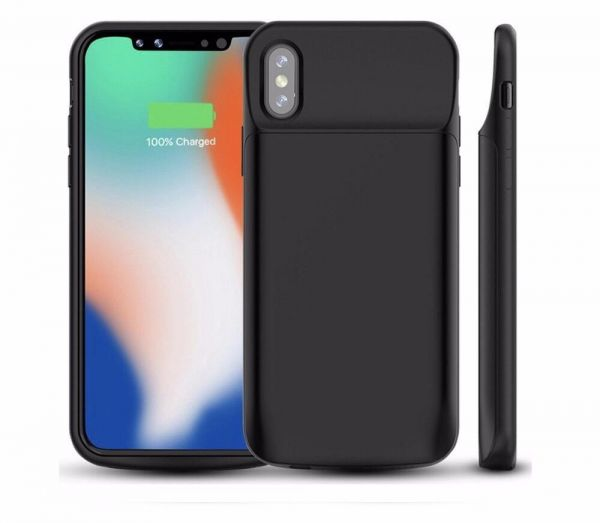 timeless design b5811 53117 APPLE iPhone X smart battery case , APPLE IPHONE 10 Battery pack case  charger cover