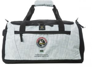 a873904078 National Geographic Nylon Duffle Bag For Men